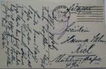 1918 GERMANY FELDPOST POSTCARD POSEN TO KIEL - Deutschland