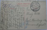 1915 GERMANY FELDPOST POSTCARD TO BAD HOMBURG 21st RESERVE DIVISION - Germany