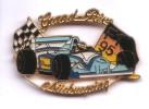 VP193 Pin´s Grand Prix Nurburgring F1 Formule 1 95 Allemagne Voiture ?? Lotus Mercedes Porsche ?? Superbe Egf - F1