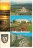 85 LES SABLES D´OLONNE / CPM N°9 Le Fort ST Nicolas, Casino, Plage / 4 Minivues / Circulée 1981 - Sables D'Olonne