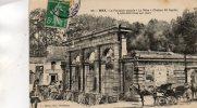 """CPA - 40 - DAX - La Fontaine  Chaude """" La Néhe """"  - 260 - Dax"""
