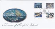 Norfolk Island-2009 Mosaics Of Norfolk Island FDC - Norfolk Island