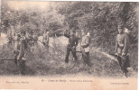 Camp De Mailly - Envoi D´une Patrouille - Manoeuvres