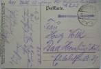 1918 GERMANY FELDPOST POSTCARD WITH DEUTSCHE FELDPOST POSTMARK TO BAD HOMBURG - Deutschland