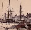 Mer Bateau Marine Port Du Havre L'athma Rothschild Bassin Du Commerce - Photos Stéréoscopiques