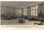 Carte Postale Ancienne Saint Maur - Ecole Primaire Supérieure Et Professionnelle. Laboratoire D´Electricité. Tableaux - Saint Maur Des Fosses