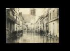 49 - SAUMUR - Carte Photo Des Inondations - Rue Courcouronne - Saumur