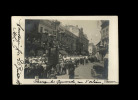 49 - SAUMUR - Carte Photo - Passage Des Gymnastes Rue D´Orléans - Saumur
