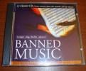 Cd Classic Cd Volume 81 Banned Music Lemper Sings Berlin Cabaret Segovia´Guitar Music Hitchcock Film Scores Vertigo - Classique
