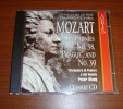 Cd Classic Cd Volume 91b Wolfgang Amadeus Mozart Symphony No 38 + 39 - Classique
