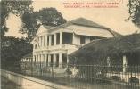 Guinée, CONAKRY : Palais De Justice, Tribunal. Konakry N°66. 2 Scans. Ed Fortier 587 - French Guinea