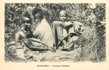 CONAKRY : Groupe Foulah. Dos Simple. Etat Parfait. 2 Scans. - Guinée Française