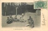 Guinée Française : Ecole Musulmane. Dos Simple. 2 Scans. Edition Chevrier - French Guinea