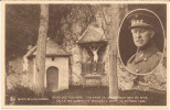 Cpa: MARCHE LES DAMES  Calvaire Ou Le Roi Albert Ier A Trouvé La Mort Le 17 Février 1934(alpinisme) - Funérailles