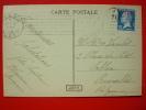 ALGERIE 1926 Nr. 26 / ALGER LA GRANDE POSTE ET LE BOULEVARD LATERRIERE / To BELGIUM - Algérie (1924-1962)
