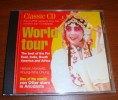Cd Classic Cd Volume 95 World Tour Handel Schumann Traditional World Music - Classique