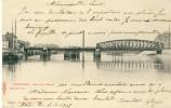 Dendermonde / Termonde - Pont Sur L'Escaut -190?  -Albert Sugg Serie 22 N 10 ( Verso Zien ) - Dendermonde