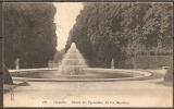 Cpa Versailles (78) Bassin Des Pyramides,dit Pot Bouillant  (pliure En Bas Angle Droit) - Versailles