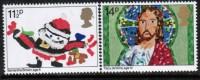 GREAT BRITAIN   Scott #  960-4*  VF MINT LH - 1952-.... (Elizabeth II)