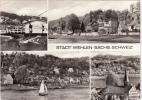 B35835 Stadt Wehlen Sachs Schweiz Used Good   Shape - Wehlen