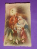 Eb 2 / 152 - Gesù Bambino - S.Giuseppe,Maria,Angeli,P Resepio,Natale - Santino Vecchio - Images Religieuses