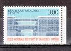 FRANCE / 1997 / Y&T N° 3047 ** : Ecole Des Ponts & Chaussées - Gomme D'origine Intacte - France