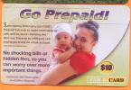 MICRONESIA - Remote Memory 5$ Card, Go Prepaid, Used As Scan - Micronésie