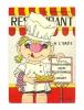 Cp, Humour, Marie Grégoire, Restauratrice, Illustrateur : C. Morel - Série Métiers - Humour