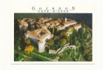 Cp, 06, Gourdon, Nid D'Aigle, Voyagée 2001 - Frankrijk