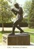 F-FORLI MONUMENTO AL PUGILATORE - Boxing