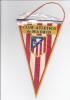 Fanion / Flag Club Atletico De Madrid - FIFA Football - Football
