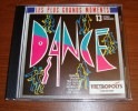 Cd Les Plus Grands Moments Dance Metropolys Cerrone Spagne Tina Charles Fox The Fox George Duke Liza Minelli - Disco & Pop