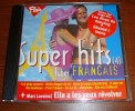 Cd Super Hits 4 Tubes Français Les Yeux Ouverts Raide Dingue De Toi Dans Le Temps Il Tape Sur Des Bambous Marylène - Disco, Pop