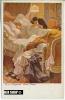 """Um 1900/1910 Ansichtskarte, """"Gute Nacht"""" - Hotels & Gaststätten"""