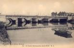 CPA - Fuenterrabia - El Puente International Desde Irun - Guipúzcoa (San Sebastián)