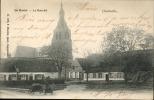 "Oostmalle (Antwerpen) ""De Markt - Le Marché"" Hoelen N.1175 !!Prachtige Kaart,verz.,stempel 1905,zegel!! - Malle"