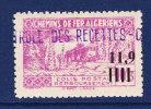 ALGERIE COLIS POSTAUX N° 141 Neuf * Avec Charnière, TB, Cote: 1.65 € - Parcel Post