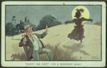 """Tempt Me Not! I'm A Married Man""  By  Frederik Spurgin.   C1920 - Spurgin, Fred"