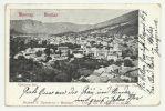 MOSTAR - Sjeverni Dio ( Bosnia And Herzegovina ) * Travelled 1902. * Bosna I Hercegovina * Mosque Mosquée - Bosnia And Herzegovina