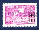 ALGERIE COLIS POSTAUX N° 176 Neuf * Avec Charnière, TB, Cote: 1.60 € - Parcel Post