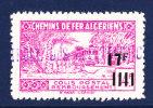 ALGERIE COLIS POSTAUX N° 178 Neuf * Avec Charnière, TB, Cote: 1.60 € - Parcel Post