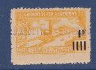 ALGERIE COLIS POSTAUX N° 189 Neuf * Avec Charnière, TB, Cote: 1.20 € - Parcel Post