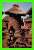 CÔTE D´IVOIRE - JEUNES FILLES SENOUFO FABRIQUENT DES CANARIS - PHOTO MAURICE ASCANI - ÉDITIONS PHOCAL - - Côte-d'Ivoire