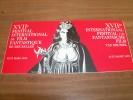 SWOLFS Yves.  Belle Carte De Voeux  XVIIe Festival International Du Film Fantastique Et De SF Bruxelles 1999 - Cartes Postales