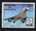 HAUTE-VOLTA      Concorde - Flugzeuge