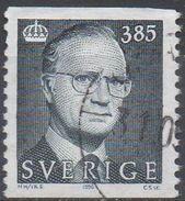 SUEDE   N°1903__OBL VOIR SCAN - Suède