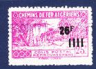 ALGERIE COLIS POSTAUX N° 181 Neuf ** Sans Charnière, TB, Cote: + 2.10 € - Parcel Post