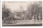 Rochefort Sur Mer - Le Jardin De La Préfecture - Rochefort