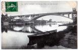 Montauban (Tarn-et-Garonne)  Le Nouveau Pont , 2 Aspects  (LES 2 CARTES) - Montauban