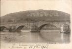 ANCIENNE CPA PORT-LENNEY Le Pont Sur La Loire - France